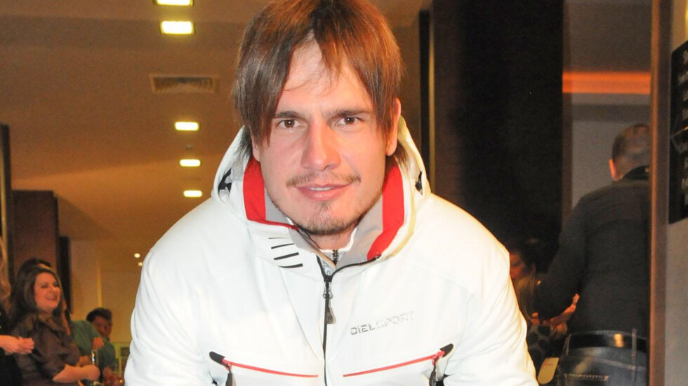 Славчо Тошев - спортистът купонджия