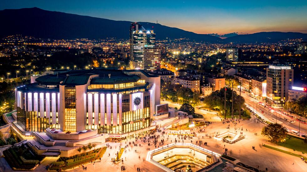 ДЕНЯТ НА СОФИЯ: Красивият облик на столицата