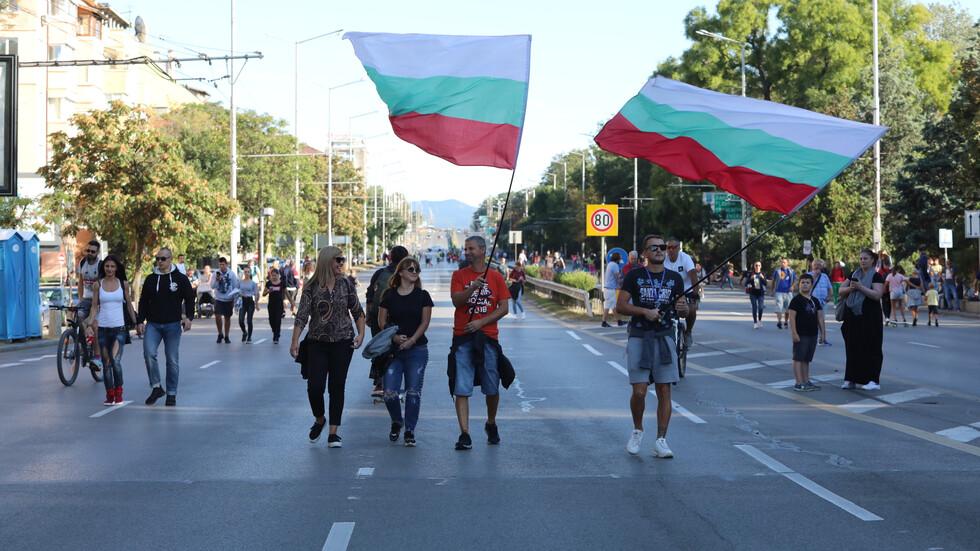 Митинг-концерт променя движението на градския транспорт в София