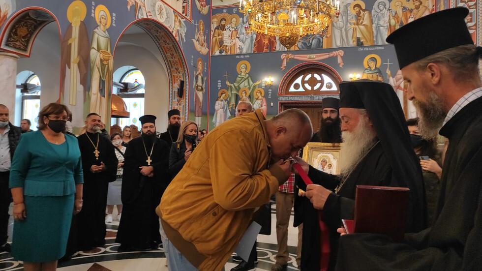 Борисов за Цветанов: Той си има ново семейство, а при мен останаха децата