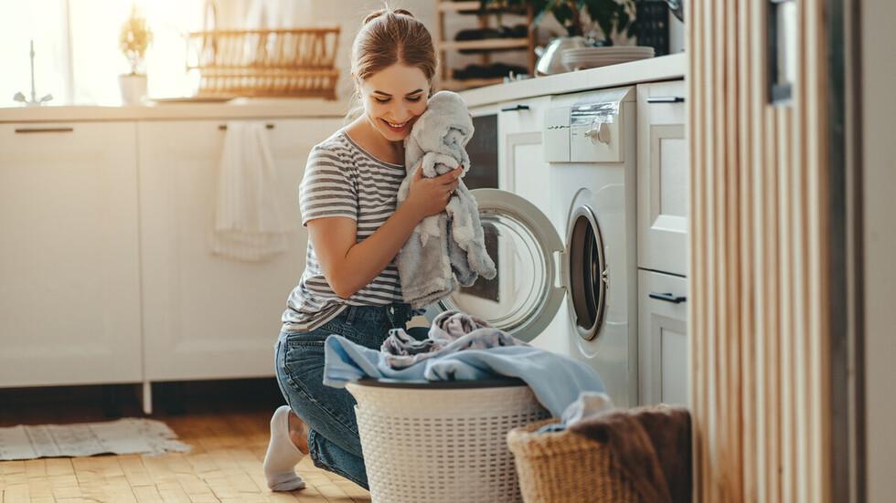 Трикове за по-свежо и блестящо пране