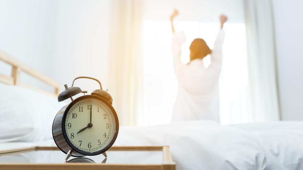 От колко сън се нуждаете според възрастта ви?