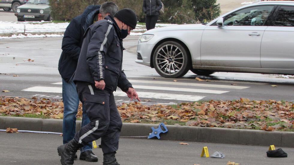 Жена загина, пометена от кола на пешеходна пътека