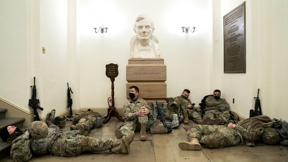 Армията в Капитолия