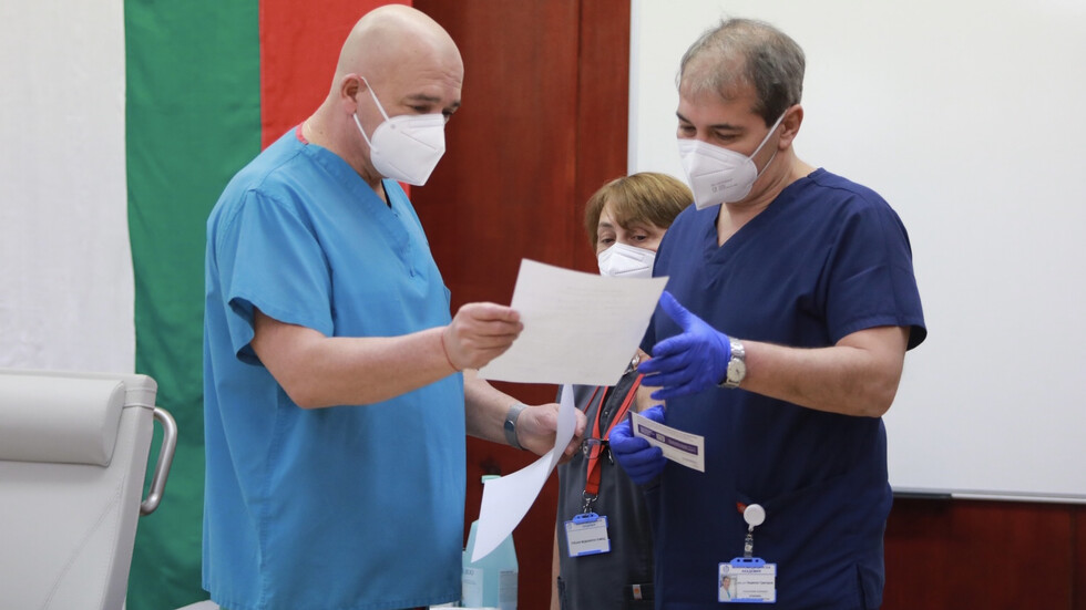 Започна реимунизацията на медиците