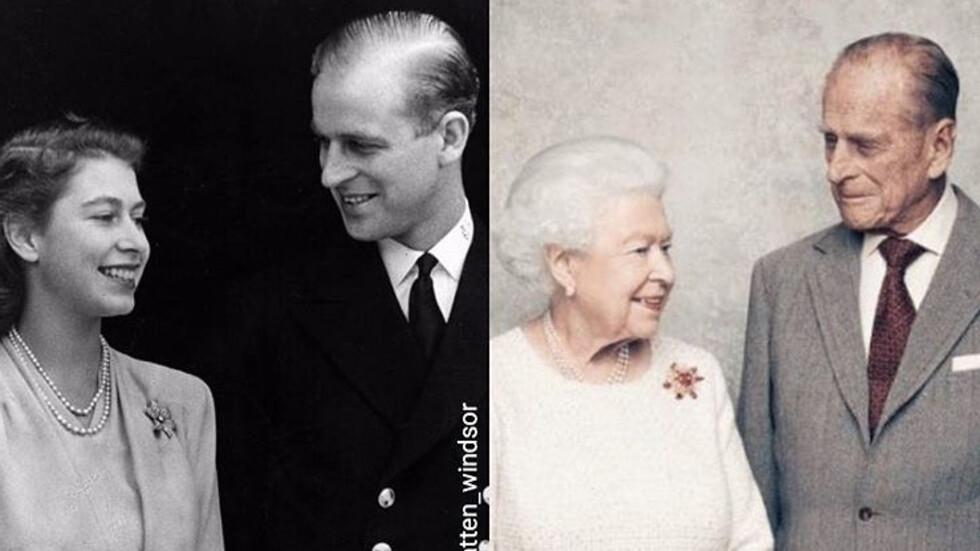 Любовната приказка на кралица Елизабет и принц Филип