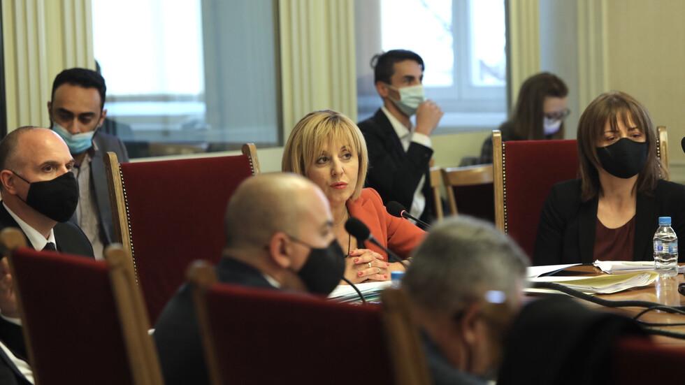 Комисията за проверка на управлението заседава за първи път