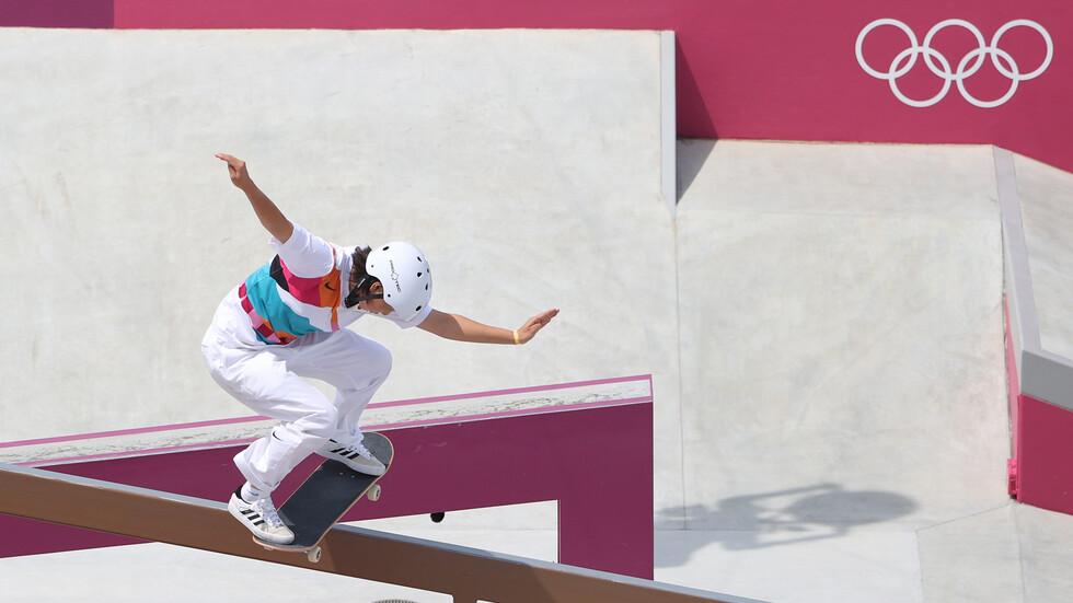 13-годишна японка стана олимпийски шампион в Токио