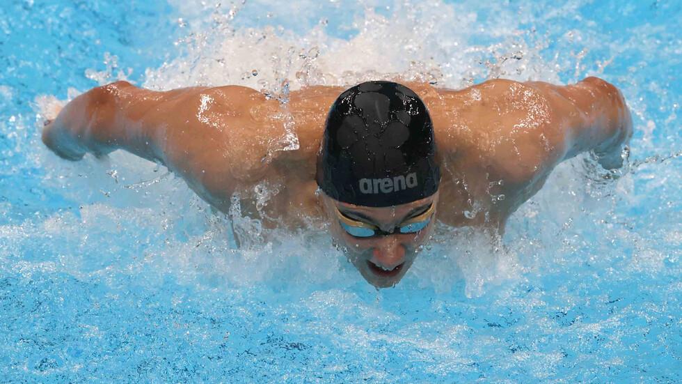Йосиф Миладинов на финал в плуването на Олимпиадата