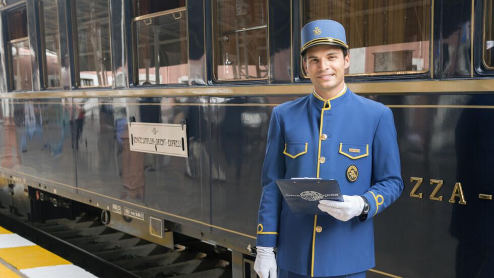 Най-луксозните влакове по света
