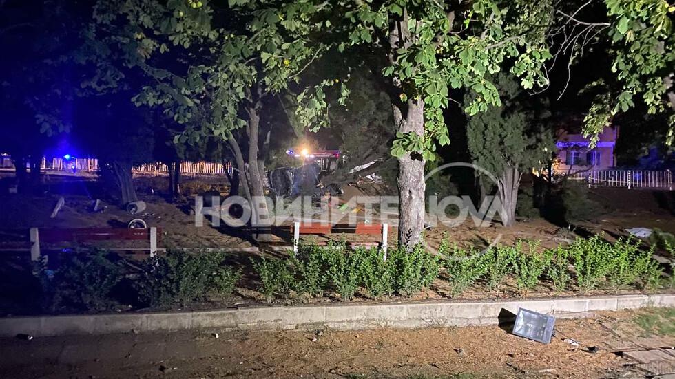 Трима загинали при тежка катастрофа в Айтос