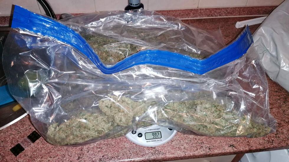 Откриха наркотици при спецакция в София