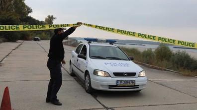 Втори оглед на мястото на убийството на Виктория Маринова