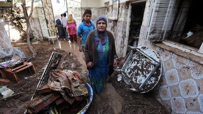 Огромни наводнения в Тунис взеха жертви