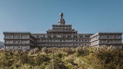 Какво крие най-големият изоставен хотел в Япония?
