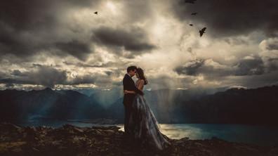 Най-добрите дестинациии за сватбена фотосесия
