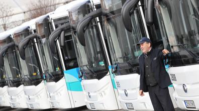Първите електробуси бяха пуснати в София