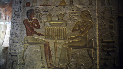 Гробница на 4000 години откриха в Египет