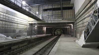 Завършват строителството на 5 нови метростанции до септември 2019 г.