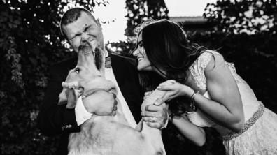 Най-добрите сватбени снимки за 2018 г.