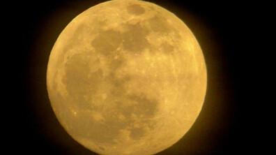 Първото пълно лунно затъмнение за годината