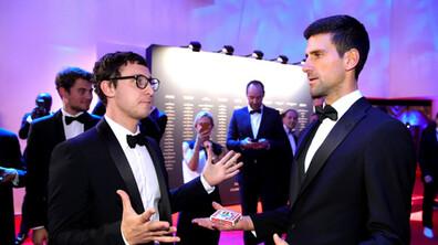 """Новак Джокович спечели """"Спортен Оскар"""" за четвърти път"""