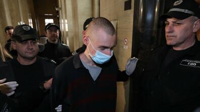Съдът гледа мярката за неотклонение на убиеца от Нови Искър