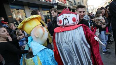 Парад на куклите в София