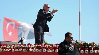 Мега митинг на Ердоган в Истанбул