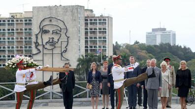 Първата визита на принц Чарлз и Камила в Куба разбуни духовете в САЩ