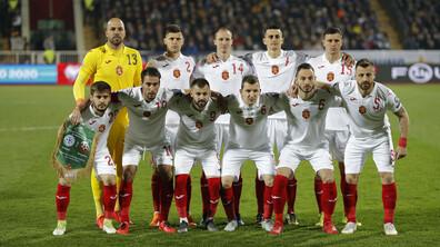 В квалификация за Евро 2020: България с равенство срещу Косово