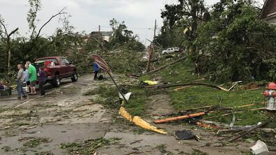 Най-малко 7 жертви при бури в САЩ