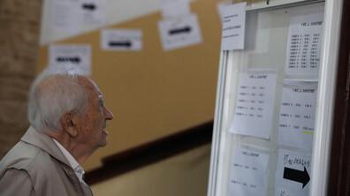 Софиянци гласуват на изборите за Европейски парламент