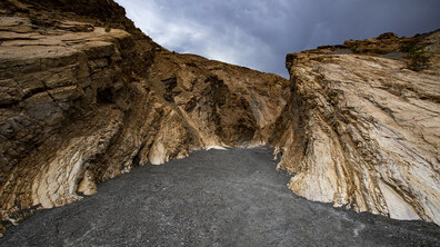 Долината на смъртта, която привлича милиони туристи
