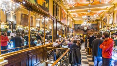 12 кафенета, които всеки любител на историята трябва да посети