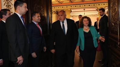 Борисов търси рамо от Световната банка за коридора София-Скопие-Тирана