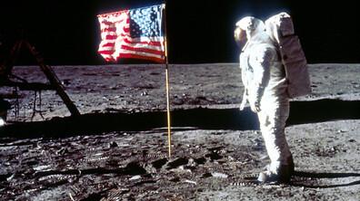 Навършват се 50 години след първата човешка стъпка на Луната