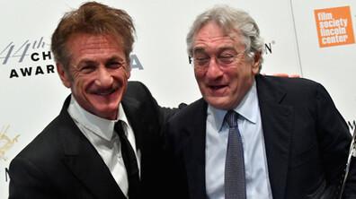 Робърт Де Ниро и Шон Пен празнуват рожден ден