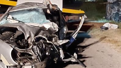 Петима загинаха при тежка катастрофа на пътя Русе-Свиленград