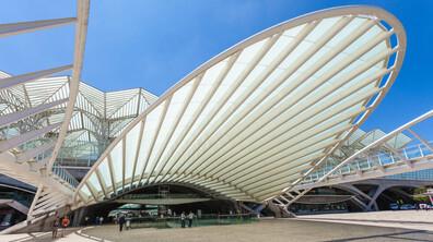 Най-впечатляващите сгради в Лисабон