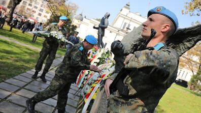 Отбелязваме Деня на военния парашутист