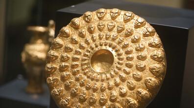 Над 150 000 души видяха Панагюрското златно съкровище в Пловдив