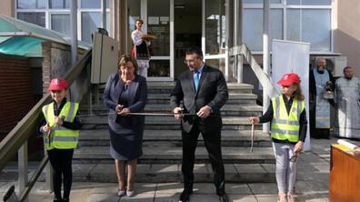 Откриха обновената сграда на полицията на Ловеч