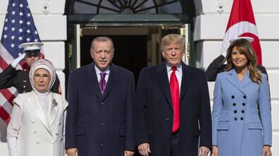 Ердоган пристигна в Белия дом