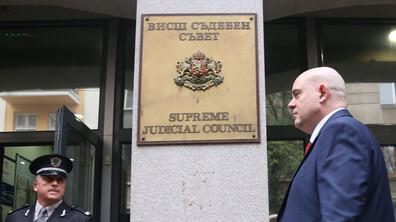 ВСС гласува за втори път номинацията на Гешев за главен прокурор
