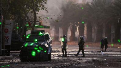 Протестиращите в Чили изненадаха силите на реда
