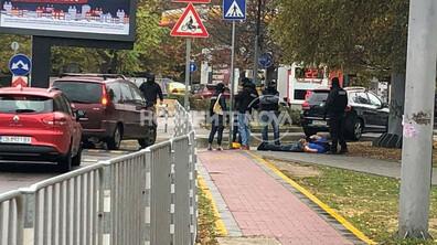 Акция на ГДБОП в София