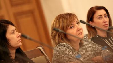 Изслушване на изпълнителния директор на НАП Галя Димитровa