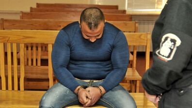 Доживотен затвор за мъж, дрогирал и убил приятелката си