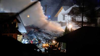 Осем жертви на газовата експлозия в Полша